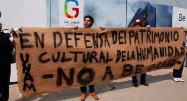 Suspenden las obras de torres Be Grand frente a CU por impugnación de la UNAM