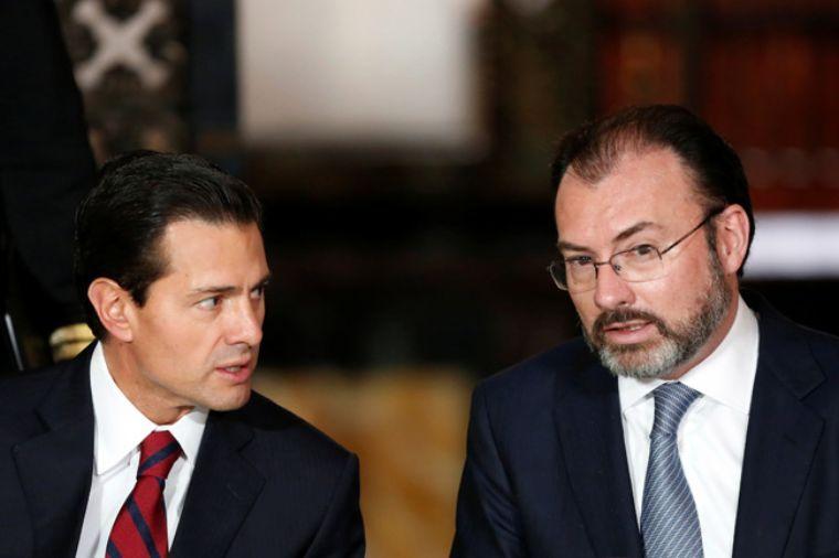 EPN y Luis Videgaray PRI