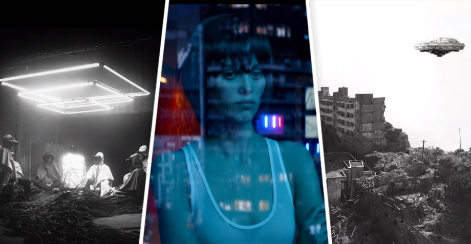7 videos que muestran un mundo distópico y consumido por la tecnología