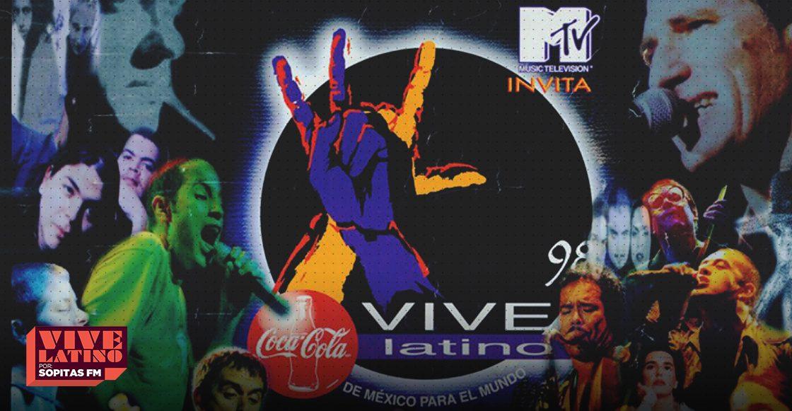 Ya están los horarios del Vive Latino 2019
