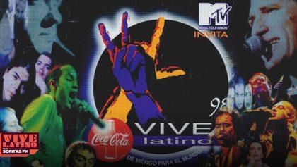 Recordar es vivir: Viajemos a 1998 y hablemos un poco del primer Vive Latino