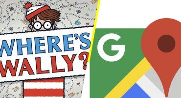¿Dónde está Wally? En Google Maps, aparentemente