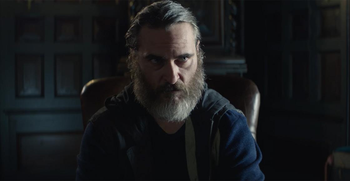¡Tengo miedo! Mira el nuevo y tenso teaser de 'You Were Never Really Here' con Joaquin Phoenix