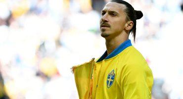 ¡Que se prepare la defensa mexicana! Zlatan Ibrahimovic podría regresar a su selección