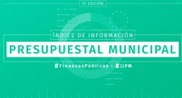Índice de información presupuestal