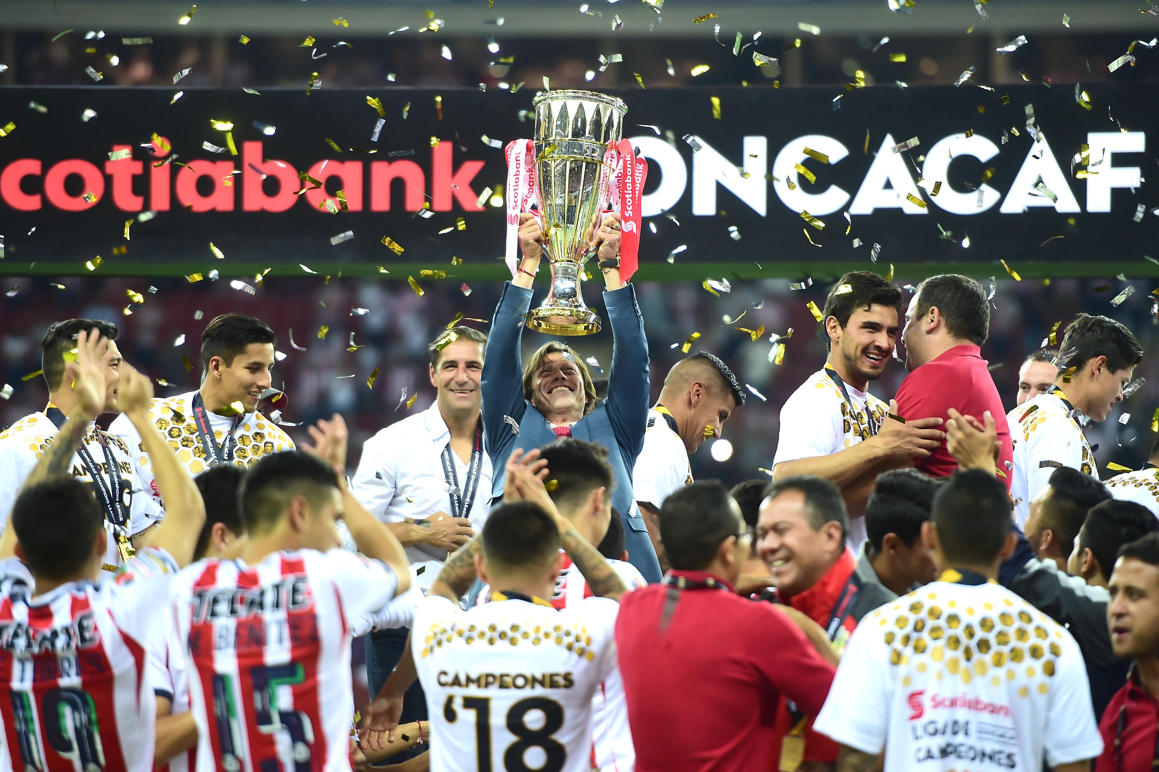 ¡De aquí al Mundial de Clubes! Las Chivas son campeones de la CONCACAF Liga de Campeones