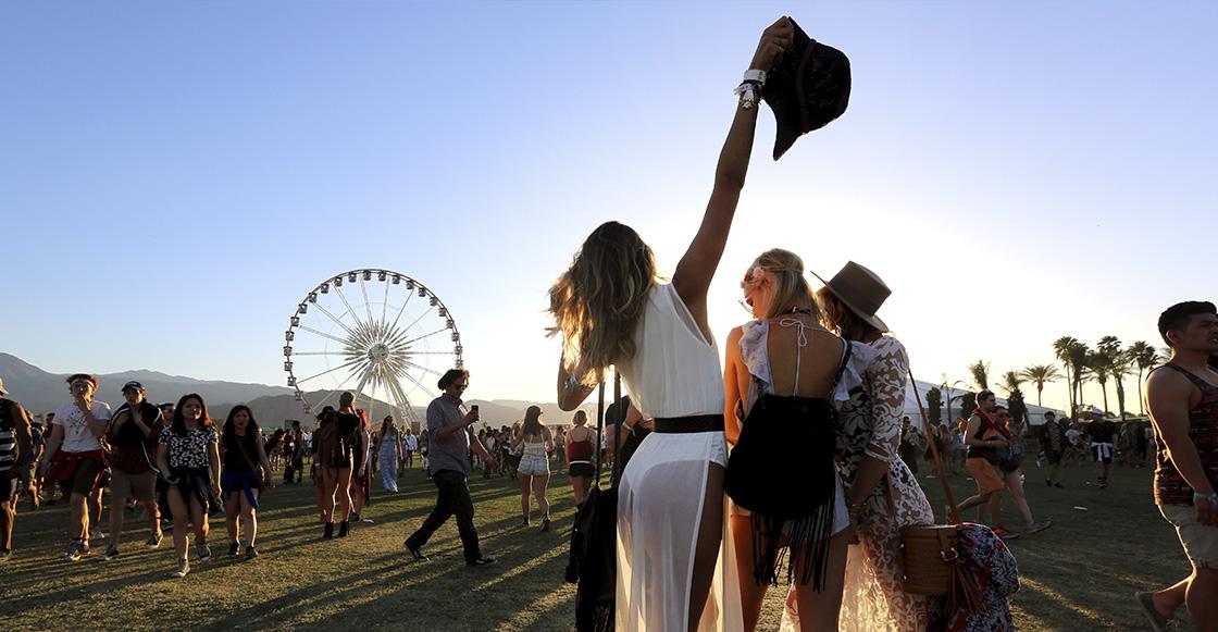 5 cosas que probablemente no sabías del festival Coachella
