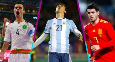 A 50 días del Mundial... Checa la lista de 'cracks' que aún no tienen su boleto