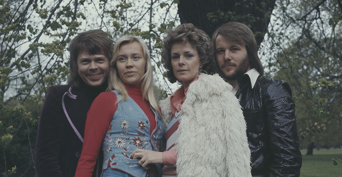 Mamma Mia! ABBA regresa a la música después de 35 años