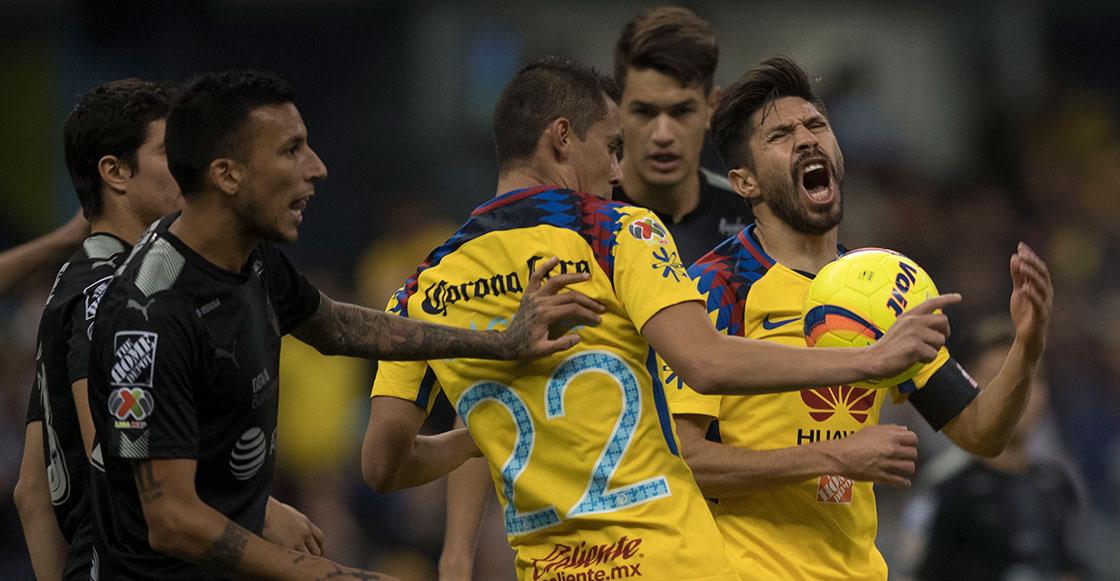 ¡Ahorita no, joven! América, Tigres y Monterrey dejan pendiente el pase a la liguilla