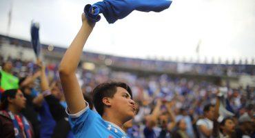 Las imágenes de la despedida al estadio Azul