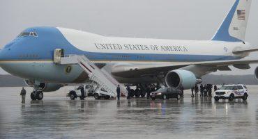 Estados Unidos va a comprar 2 aviones presidenciales por 3.9 billones de dólares