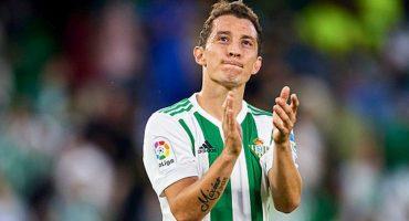 Con Guardado de titular, Betis venció al Getafe y aspira a Europa League