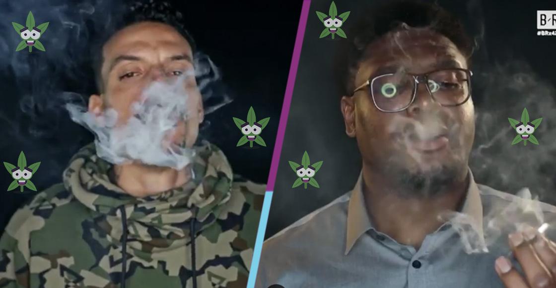Atletas Marihuana