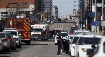 Descartan ataque terrorista en atropellamiento en Toronto