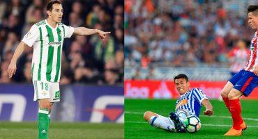 ¡Power mexicano ! Moreno frenó al Atlético y Guardado sueña con Europa League