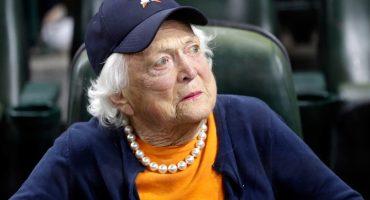 Muere a los 92 años la exprimera dama de Estados Unidos, Barbara Bush