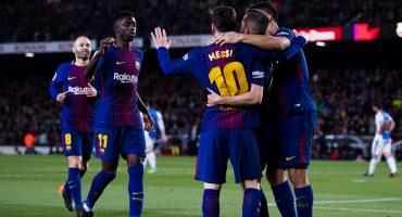 ¡Agárrense culés! Esta semana el Barcelona podría lograr el doblete