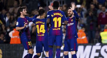 38 y contando, Barcelona venció al Leganés