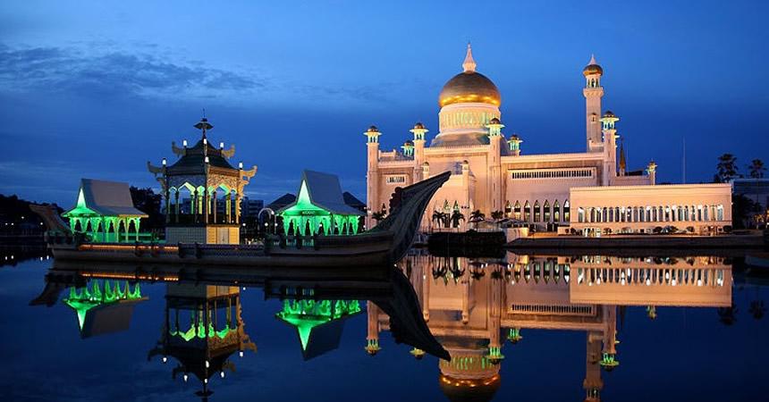 Mezquita brunei