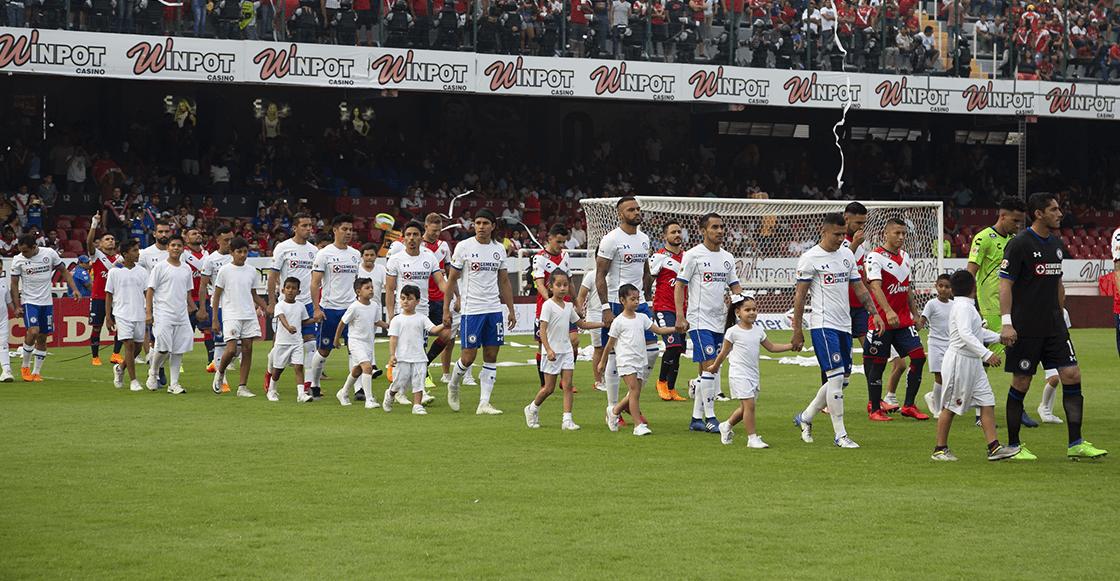 Lobos, Cruz Azul, Veraruz, Liga MX, lo mejor y lo peor