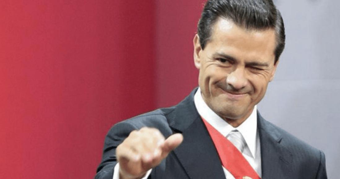 EPN administración Estado de México