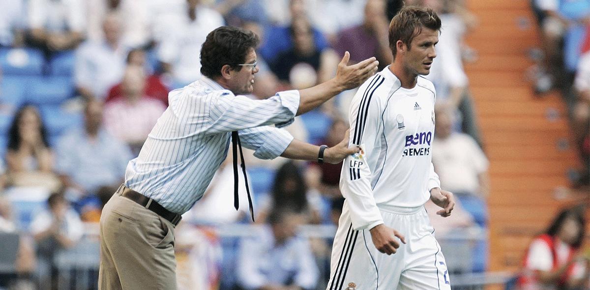 Capello Real Madrid