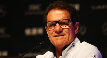Fabio Capello anunció su retiro como entrenador