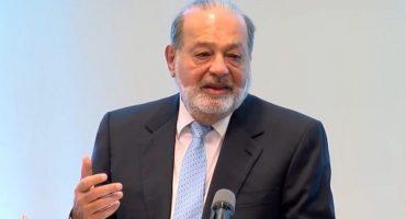 Suspender el NAICM es suspender el crecimiento del país: Slim