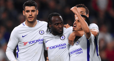 Chelsea le pegó al Burnley; Leciester y Southampton no rompieron el cero