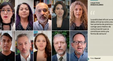Medios Libres piden a EPN que no promulgue la #LeyChayote