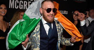 Conor McGregor volvió a perder la cabeza y atacó otro autobús de UFC
