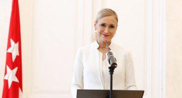 Cristina Cifuentes renuncia por plagio de Maestría