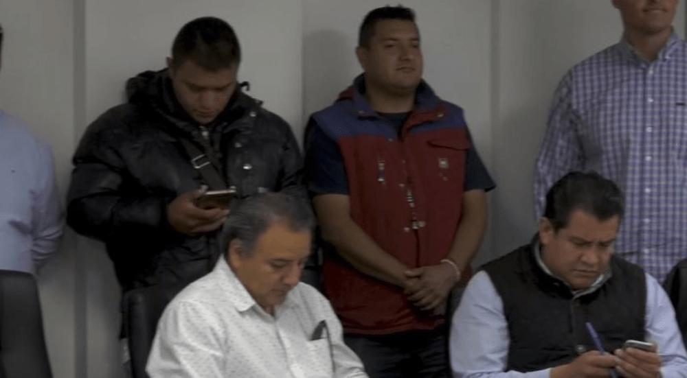 Denuncian al PRD por acoso a trabajadores