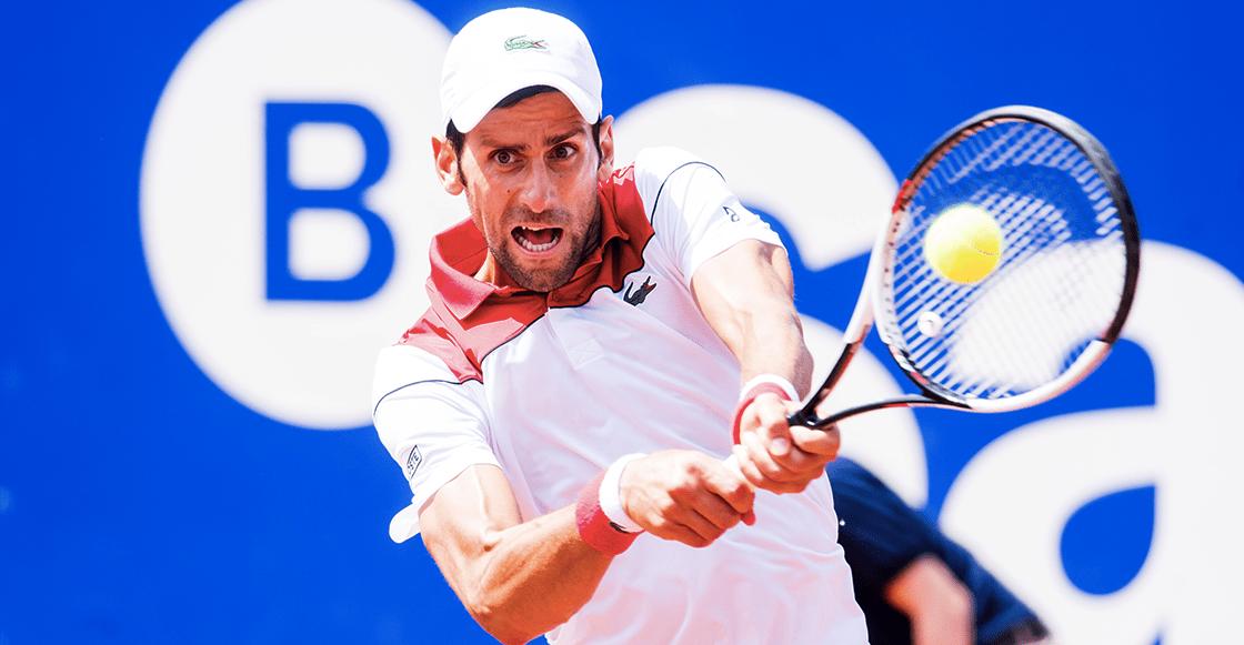 Djokovic fue eliminado del Barcelona Open... ¡Por el 140 del ranking mundial!