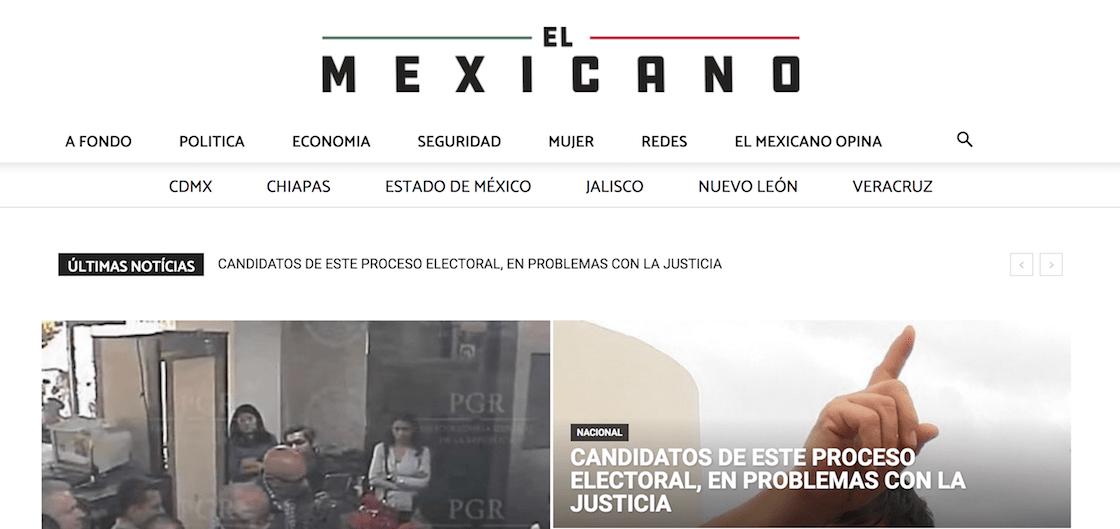 El mexicano digital noticias falsas