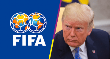 ¡Puuuum! FIFA le puso su 'estate quieto' a Donald Trump