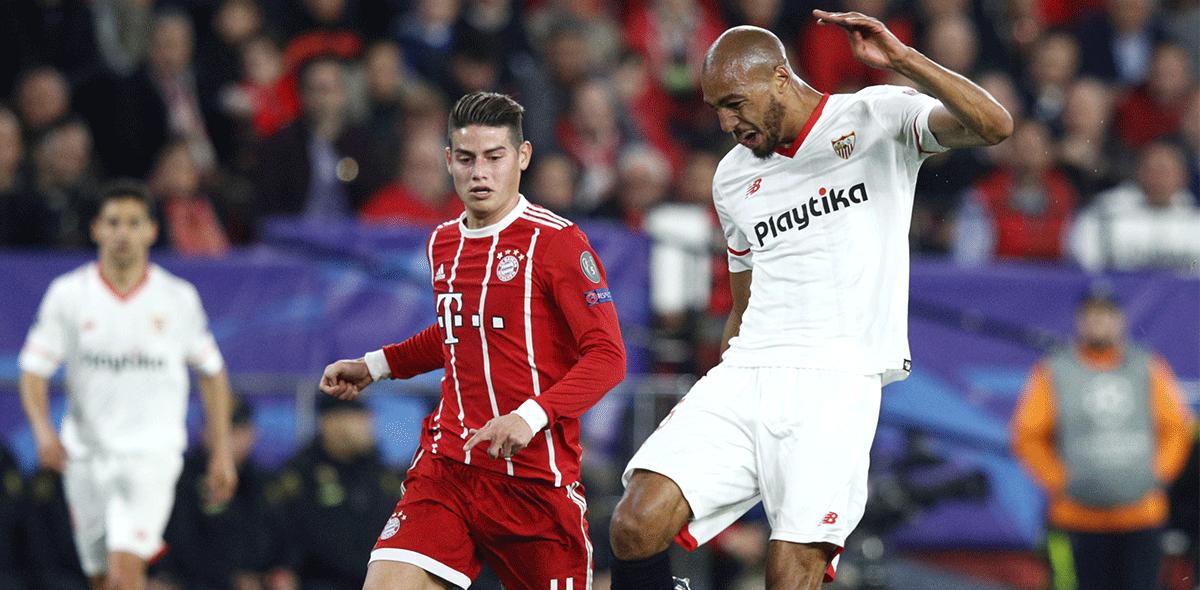 Steven N'Zonzi Bayern