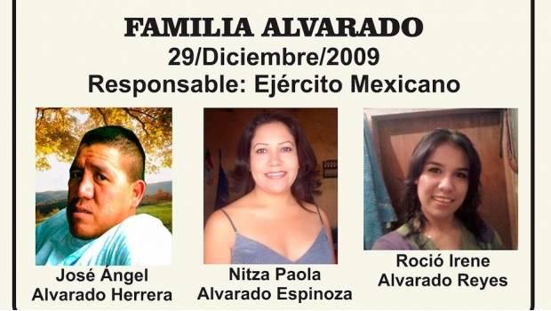 Familia Alvarado