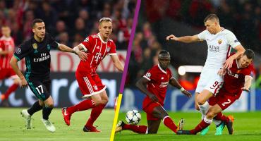 ¿Final de Champions decidida? Bayern y Roma buscan cambiar la historia
