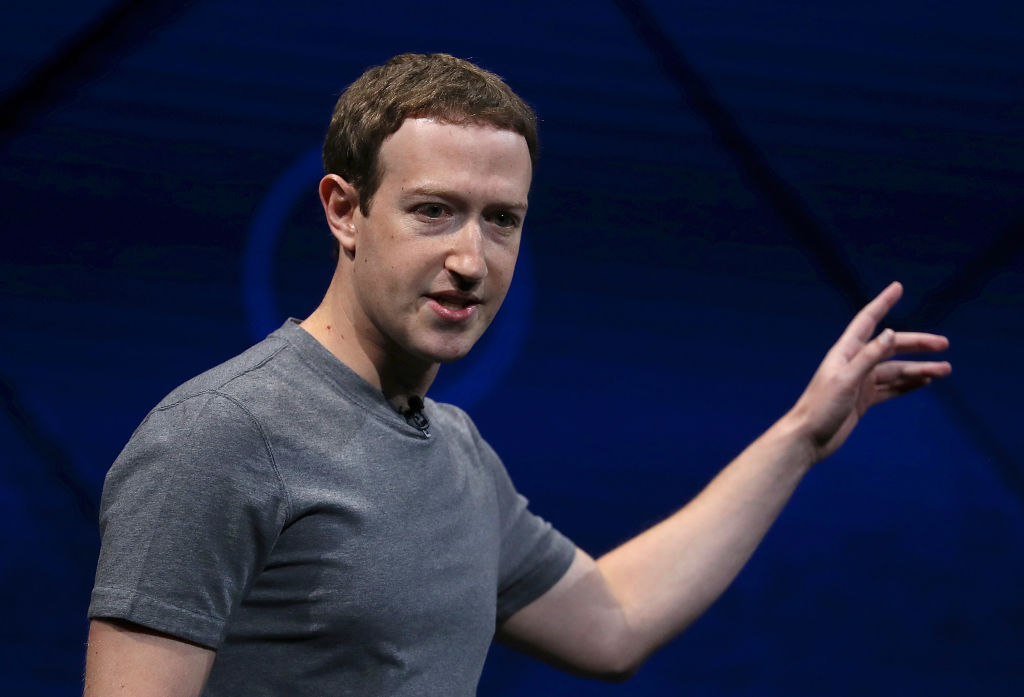 Mark Zuckerberg Cambridge Analytica