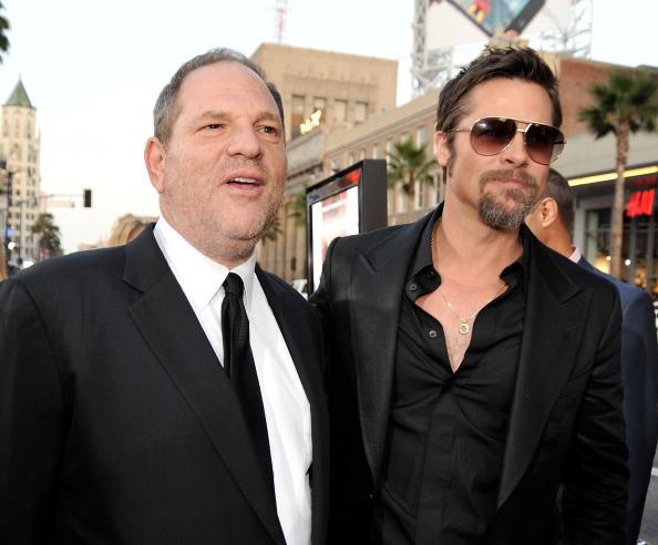 Lanzarán película sobre el caso de Harvey Weinstein