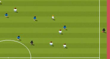 Checa la recreación del 'Gol del Siglo' de Maradona en Gameboy
