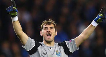 Iker Casillas entró al selecto club de los 1000 partidos disputados