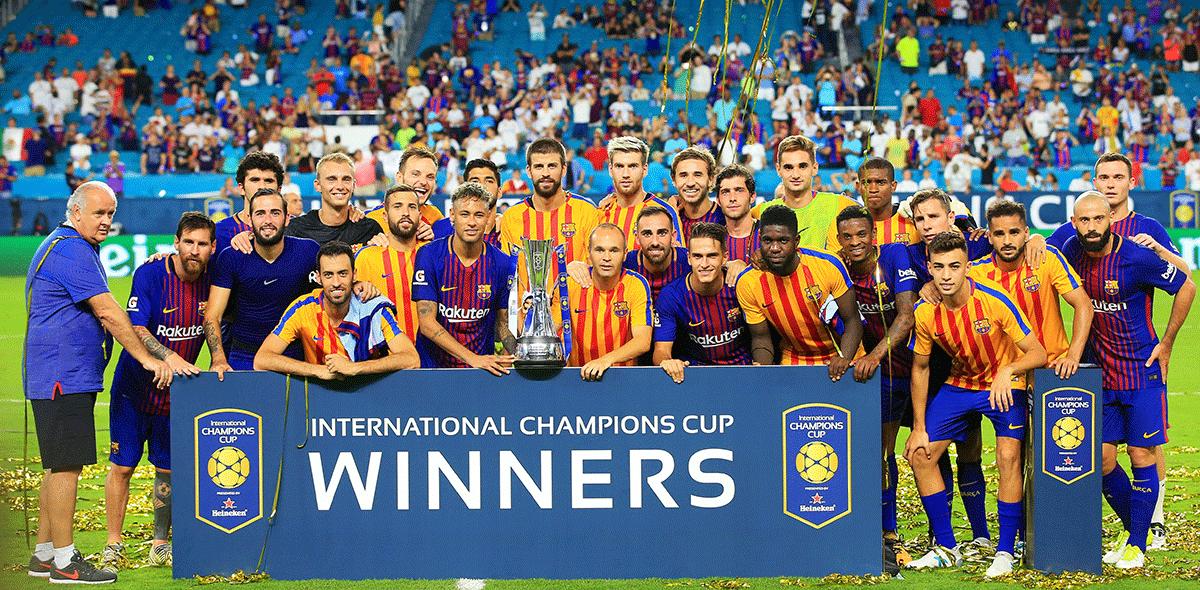 International Champions Cup 2017