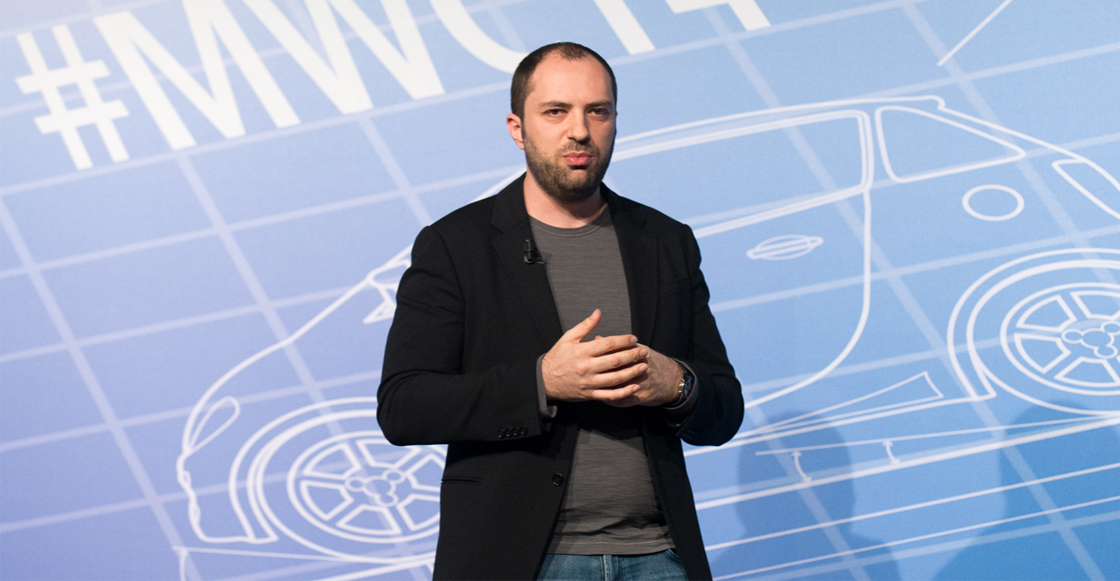 Jan Koum, fundador de WhatsApp