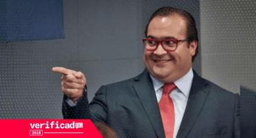 #Verificado2018 No, no van a liberar a Duarte por supuesta cleptomanía