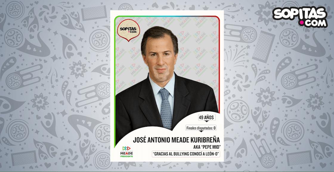 José Anotonio Meade perfil candidato del PRI