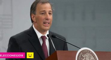 José Antonio Meade pide debate con AMLO y Anaya