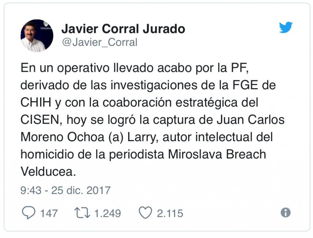 Juan Carlos Moreno Ochoa